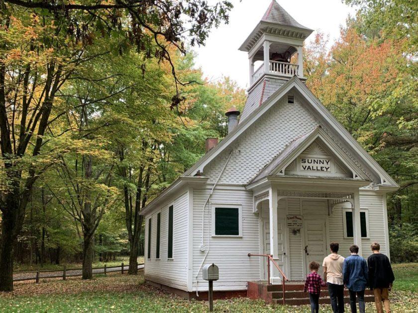 Sunny Valley School House