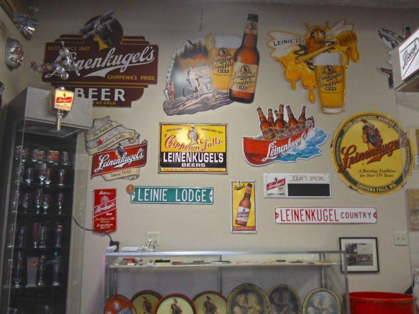 CFMIT Leinie Display