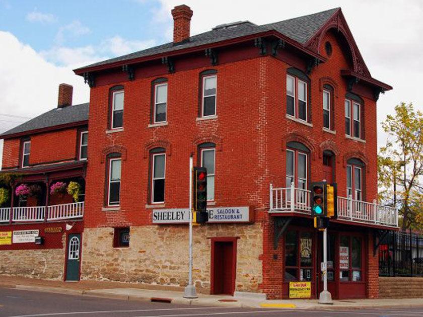 Sheeley House Saloon