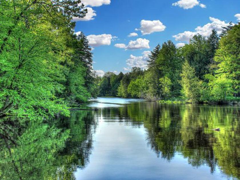 Lakes + Waterways