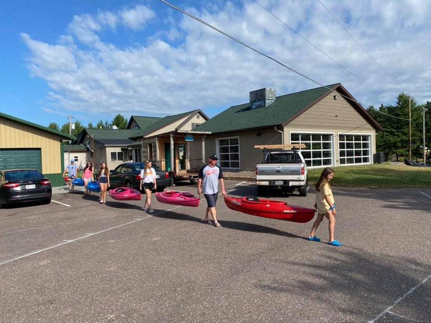 White's Rental Paddle Shop